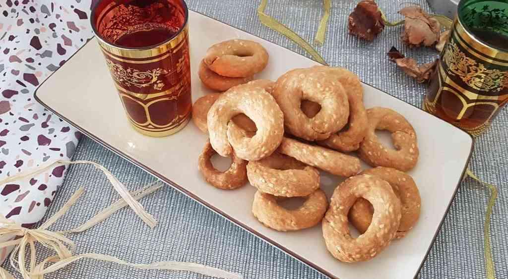 מתכון לעוגיות עבאדי עם בירה עוגיות מלוחות ופריכות