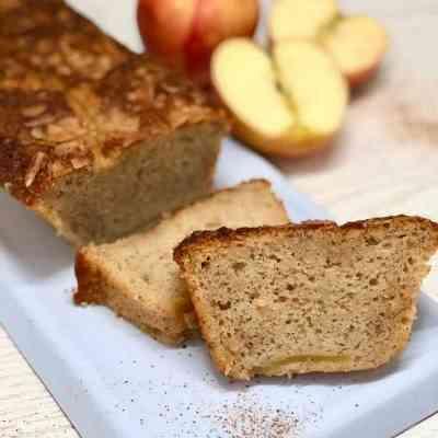עוגת רסק תפוחים בחושה מתאימה לחג ראש השנה.