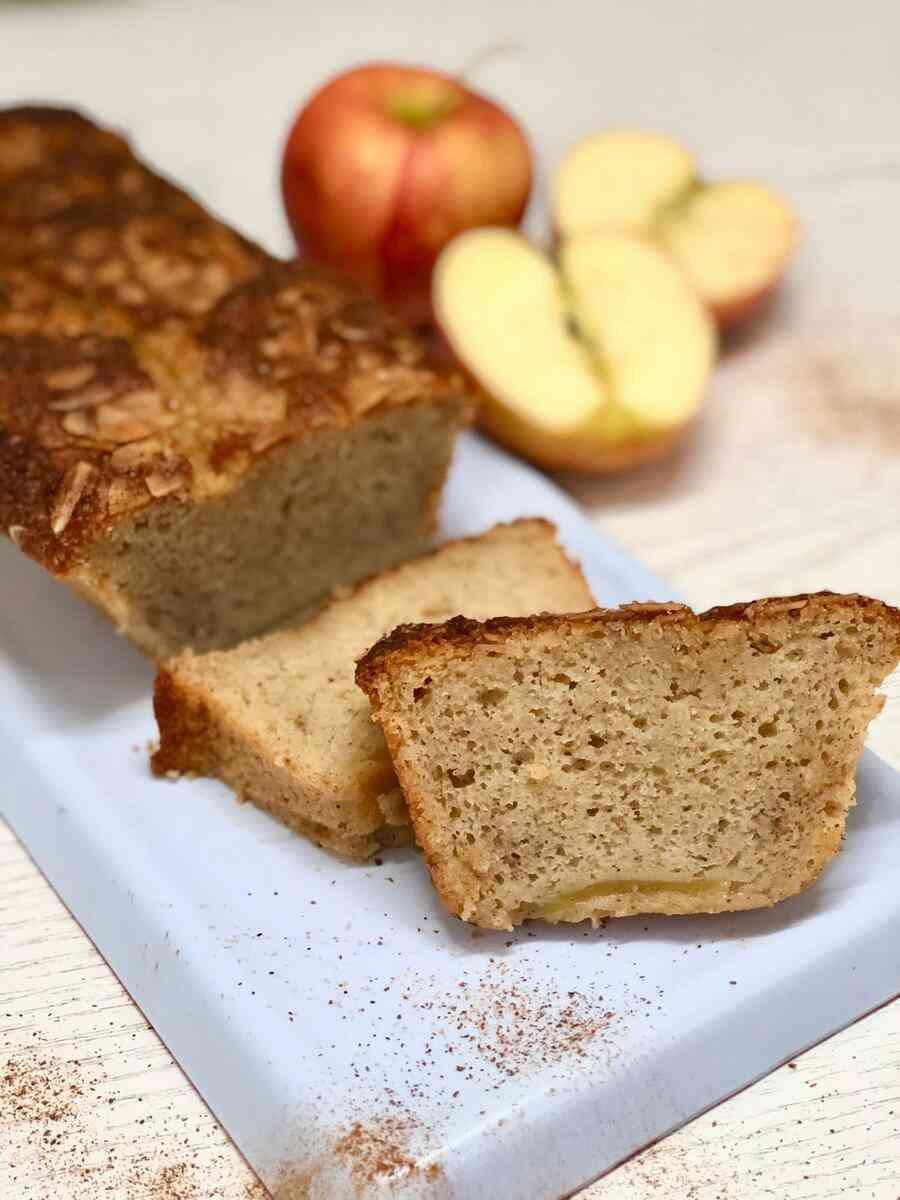 עוגת רסק תפוחים בחושה