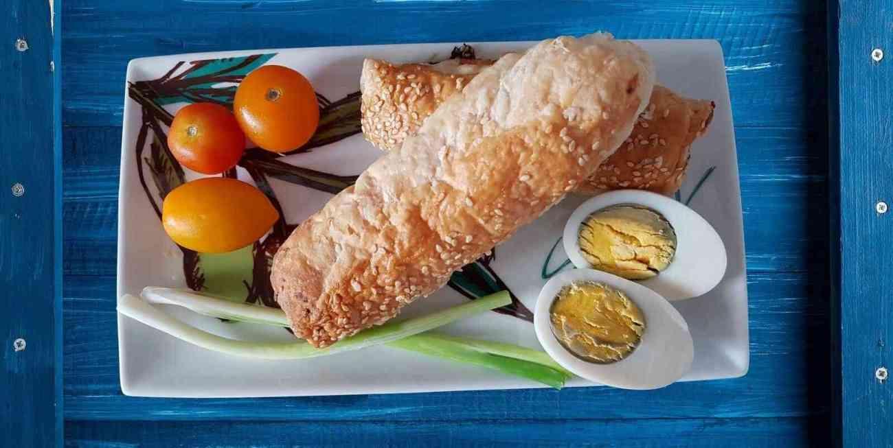 מאפה פילאס במילוי גבינות