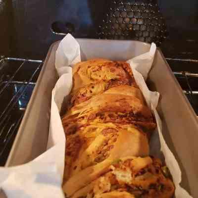 מתכון למאפה חלת פיצה ממכר,נפלא, פשוט וקל להכנה