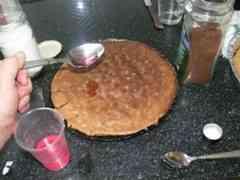 עוגת קרם כשרה לפסח