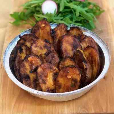 מתכון לתפוחי אדמה קריספיים בתנור