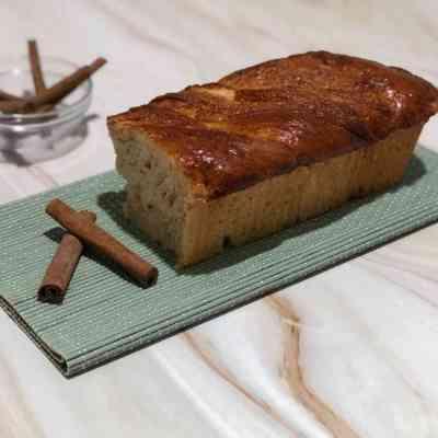עוגת שמרים קינמון רכה ריחנית נפלאה וטעימה