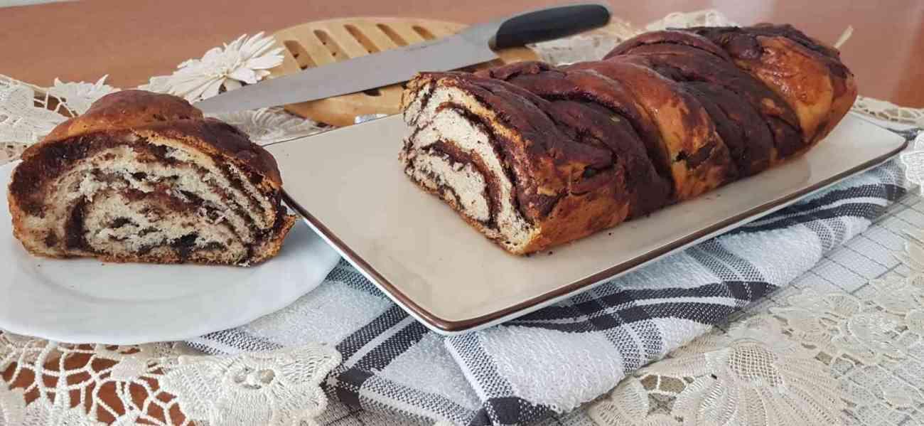 עוגת שמרים שוקולד פרווה