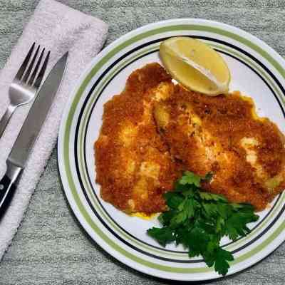מתכון לדג אפוי בתנור ברוטב פלפלים