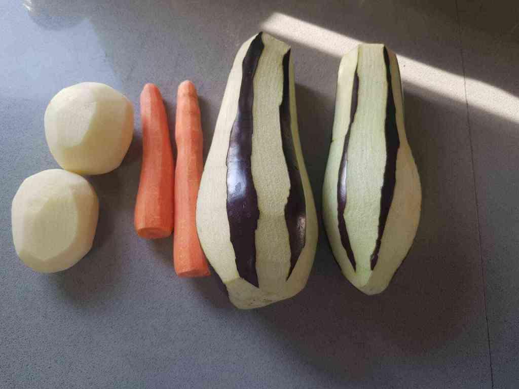 מתכון למקלובה צימחונית