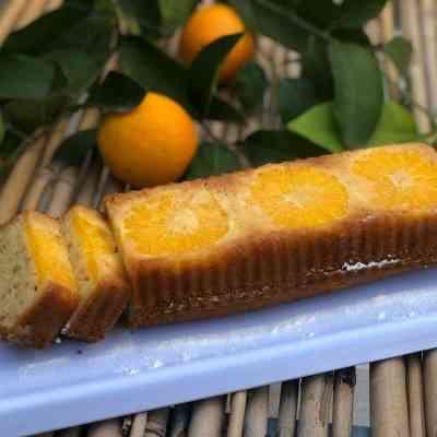 מתכון לעוגת תפוזים הפוכה