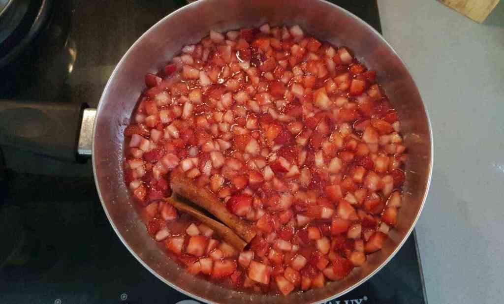 מתכון לריבת תות תוצרת בית