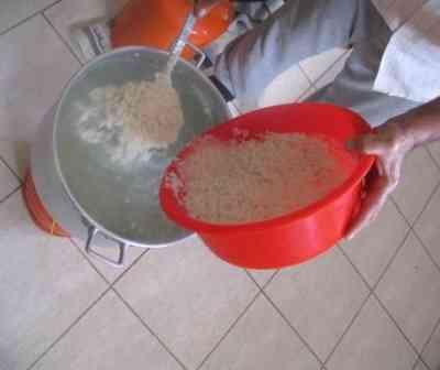 אורז פרסי מסורתי אחד אחד שלב3